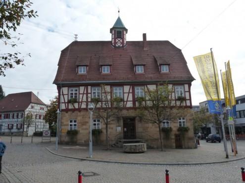 Rathaus Echterdingen